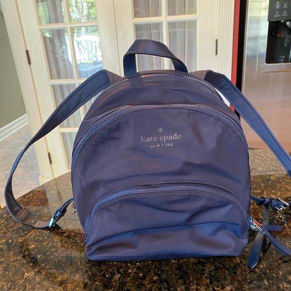 Brand New Kate Spade Karissa Nylon Backpack